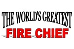 The World's Greatest Fire Chief