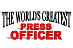 The World's Greatest Press Officer