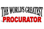 The World's Greatest Procurator