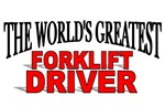 The World's Greatest Forklift Driver