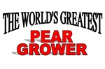 The World's Greatest Pear Grower