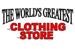 The World's Greatest Clothing Store
