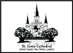 St. Louis Cathedral, Jackson Square, New Orleans