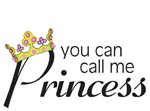 CALL ME PRINCESS