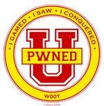 Pwned U (gold)