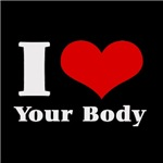 I Love (Heart) your body