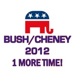 Bush Cheney 2012