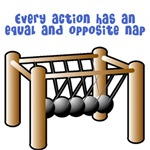 Equal and opposite Nap