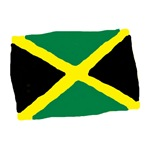 Jamaican Flag