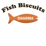 Dharma Fish Biscuits