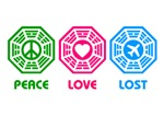 Peace Love LOST