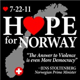 Hope for Norway