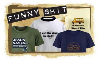 FUNNY shit t-shirts