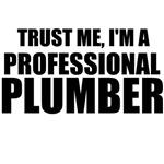 Trust Me, I'm A Professional Plumber