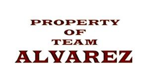Property of team Alavrez