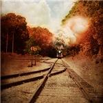 On The Tracks Railroad
