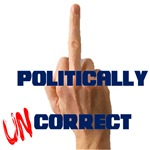 Politically Uncorrect Finger