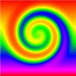 Rainbow Swirloid