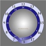 24-Hour Clocks