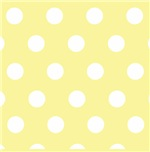Baby Yellow Polka Dots