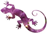 Purple Gecko