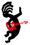 Kokopelli Guitar