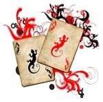 Gecko Gambler
