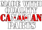 Made With Quality Canadian Parts