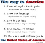 HOW TO IMMIGRATE