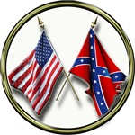 AMERICAN N CSA FLAGS
