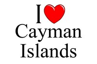I Love Cayman Islands