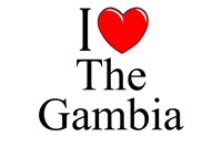 I Love The Gambia