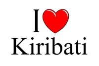 I Love Kiribati