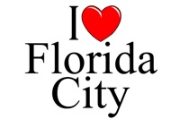 I Love (Heart) Florida City, Florida