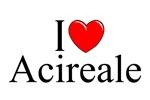 I Love (Heart) Acireale, Italy