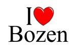 I Love (Heart) Bozen, Italy