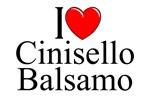 I Love (Heart) Cinisello Balsamo, Itlay