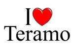I Love (Heart) Teramo, Italy