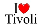 I Love (Heart) Tivoli, Italy