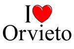 I Love (Heart) Orvieto, Italy