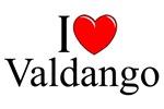 I Love (Heart) Valdango, Italy