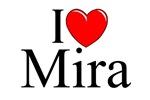 I Love (Heart) Mira, Italy