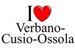 I Love (Heart) Verbano-Cusio-Ossola, Italy