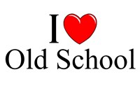 I Love (Heart) Old School