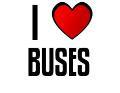 I LOVE BUSES