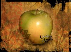 Botanical Golden Apple