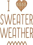 I Love Sweater Weather