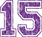 Purple Retro 15