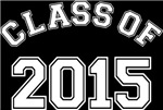 White Class Of 2015