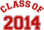 Red Class of 2013 T-shirts